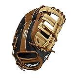 Wilson A2K 2820SS 12.25' Baseball First Baseman Mitt - Left Hand Throw