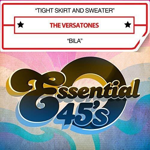 Tight Skirt And Sweater / Bila (Digital 45)