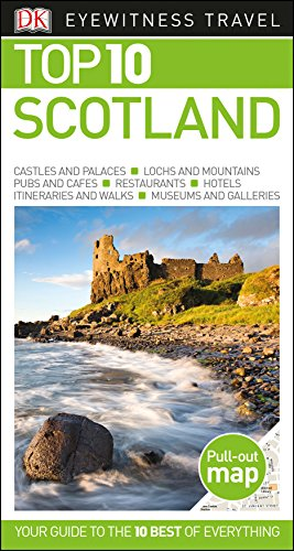 DK Eyewitness Top 10 Scotland (Pocket Travel Guide)