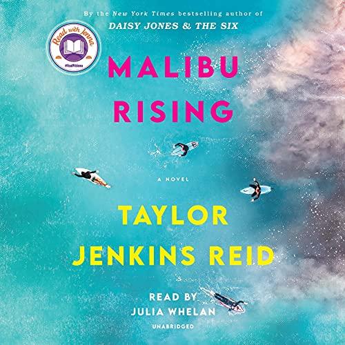 Malibu Rising Audiobook By Taylor Jenkins Reid cover art