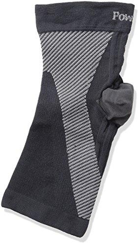Powerstep unisex adult Powerstep Pf Sleeve Walking Shoe, Grey, Large US