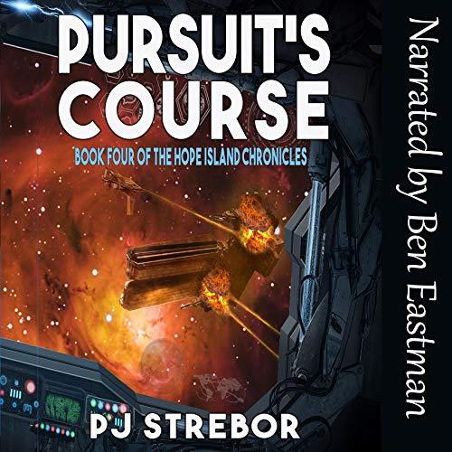 Pursuit's Course audiobook cover art