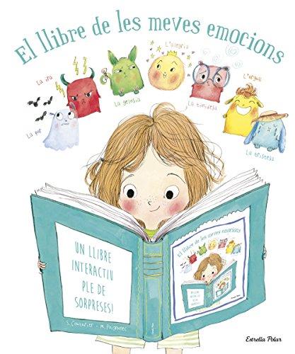 El llibre de les meves emocions: Un llibre interactiu ple de sorpreses! (La Lluna de Paper)