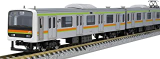 TOMIX Nゲージ 209 3000系通勤電車 川越 ・ 八高線 セット 4両 98354 鉄道模型 電車