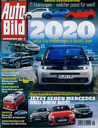 Auto Bild Reisemobil 21/2020