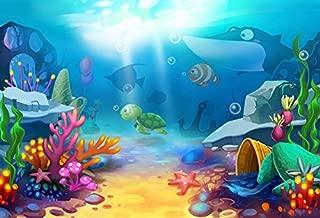 Best underwater cartoon background Reviews