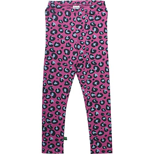 Fred'S World By Green Cotton Animal Leggings (Violet 018302708), 92 Bébé Fille
