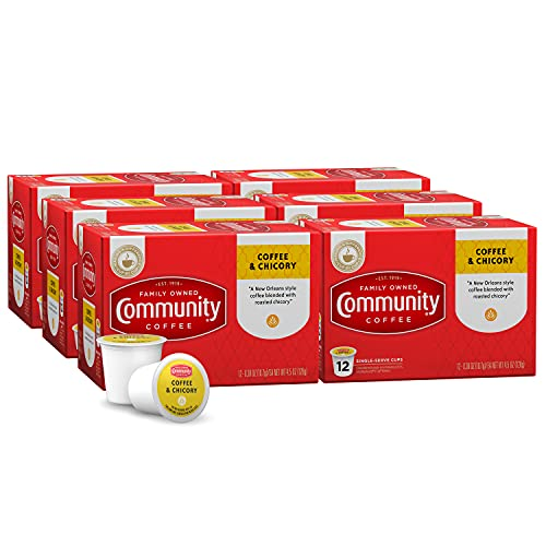 Community Coffee & Chicory 72 Count Coffee Pods Only $30.85 (Retail $41.99)