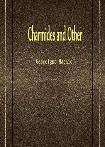 Charmides and Other (English Edition)