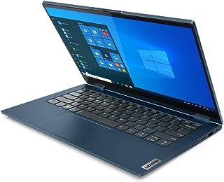 "Lenovo ThinkBook 14s Yoga - Portátil táctil convertible 14"" FullHD (Intel Core i7-1165G7, 16GB RAM, 512GB SSD, Intel Iris ..."