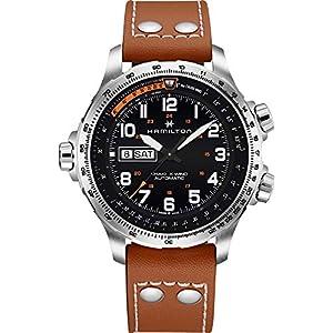 Reloj Hamilton Khaki Aviation X-Wind Day Date H77755533 Automático