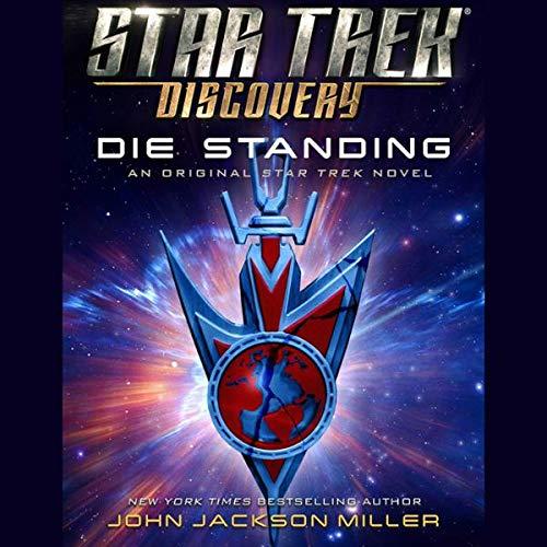 Star Trek: Discovery: Die Standing cover art