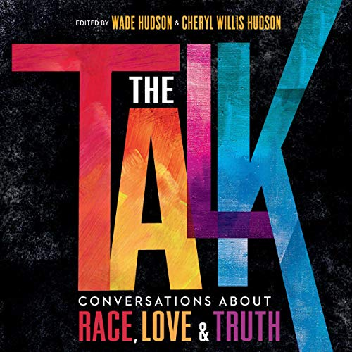 The Talk audiobook cover art