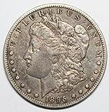 1896 O Morgan Silver Dollar $1 VF