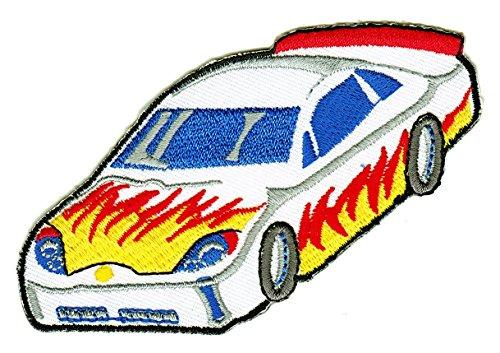 Bestellmich Rally Racing Tuning voiture flammes de course