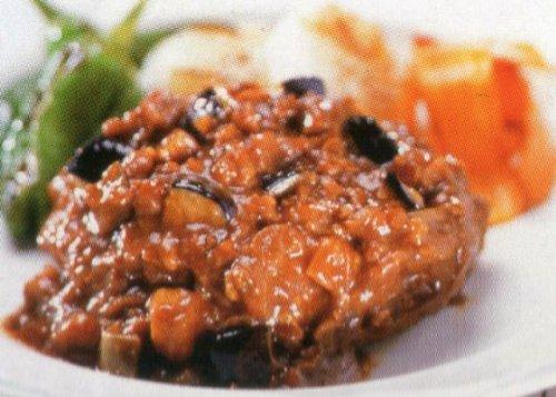 MCC食品(エムシーシー食品) 業務用 冷凍食品 味噌deハンバーグ 1個(180g)