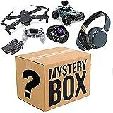 ZT Caja de Misterio: una Caja de afortunados Interesante y emocionante, le brindará Diferentes experiencias de desempaquetado, Todos los artículos Aleatorio