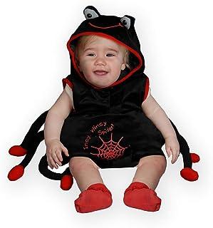 Dress Up America Traje Adorable de la araña del beb