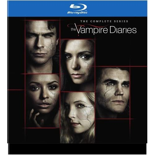 Amazon com: The Vampire Diaries: The Complete Series 1-8 (BD