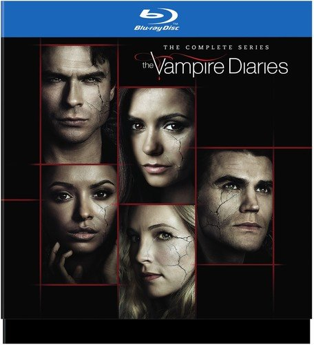 The Vampire Diaries: The Complete Series 1-8 (BD) [Blu-ray]