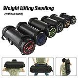 NOLOGO KUQIQI 5-30kg Gewichtheben bulgarische Sandbag Boxen Fitness Workout MMA Ausrüstung Physical...