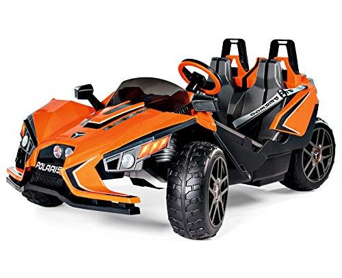 RC Auto kaufen Kinderauto Bild 4: Peg Perego–Slingshot 2Sitzer Elektroauto, od0094*