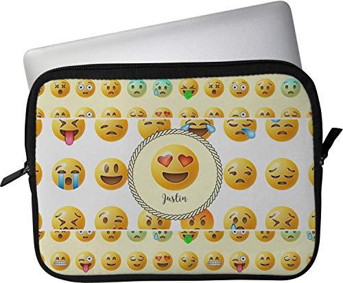 Emojis Laptop Sleeve/Case - 12' (Personalized)