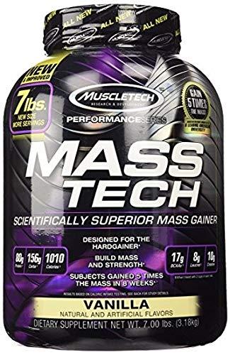 Muscletech Mass Tech Performance Series Vanilla 7lbs