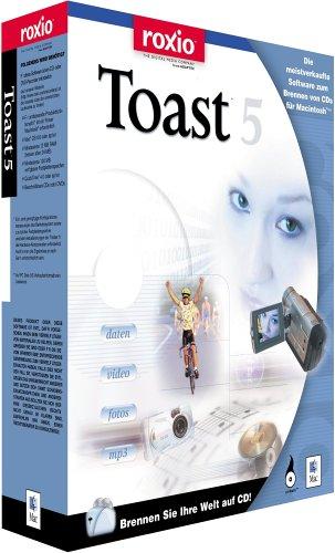 Toast 5 Titanium