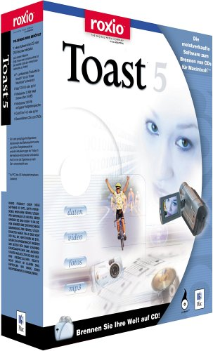 Preisvergleich Produktbild Toast 5 Titanium
