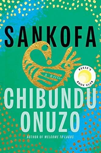 Sankofa: A Novel (Kindle eBook)