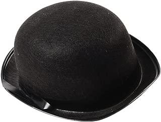 US Toy Black Derby Hat