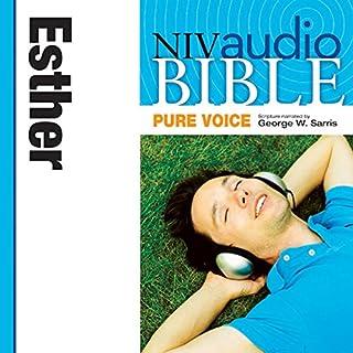 NIV Audio Bible, Pure Voice: Esther cover art