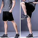 Zoom IMG-2 garing pantaloncini uomo sportivi running