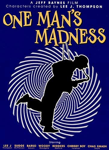 Lee J. Thompson: One Man's Madness [DVD] [2018] [NTSC] [Reino Unido]