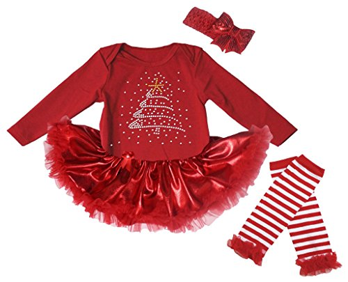 Petitebelle - Body - Bébé (fille) 0 à 24 mois rouge Red - rouge - L