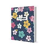 Grupo Erik Album Fotografico, Flowers, 13x20-48 Tasche