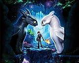 Cureture Adult Puzzles Cómo Entrenar a tu dragón 1000 Piezas Puzzle Grande Juguete Interesante Regalo Personalizado( ZYJ075)