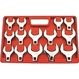 Grip 14 pc 1/2' Jumbo Crowfoot Wrench Set SAE