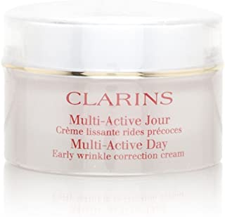 Clarins Multi-Active Day Early Wrinkle Correction Cream, 1.7 Ounce