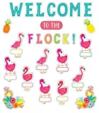 Schoolgirl Style - Simply Stylish Tropical | Welcome to the Flock Bulletin Board Set, 54 Pieces