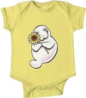 Sunny Manatee Baby De Una Pieza
