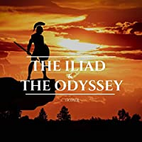 The Iliad & the Odyssey livre audio