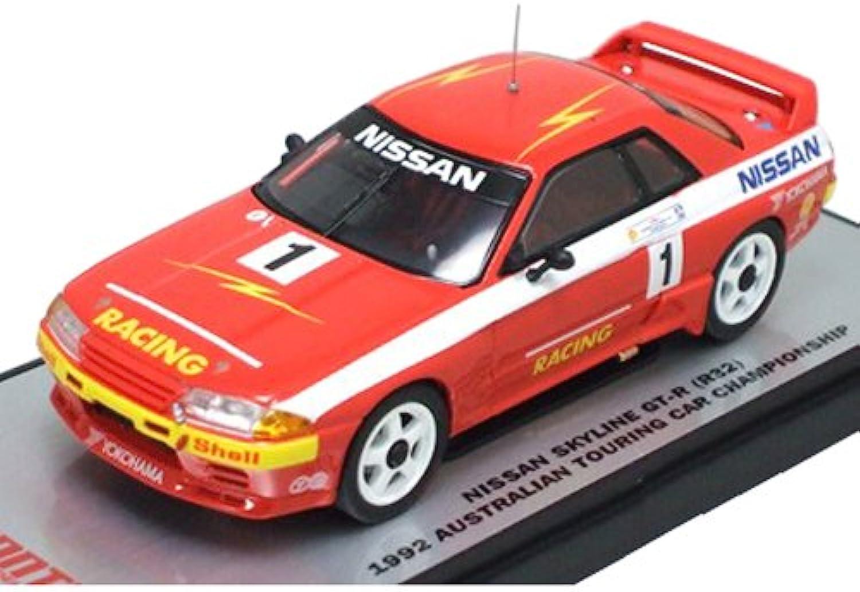 BIANTE 1 43 Nissan Skyline GT-R 1992 Australia   1 (japan import)