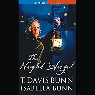 Night Angel audiobook cover art