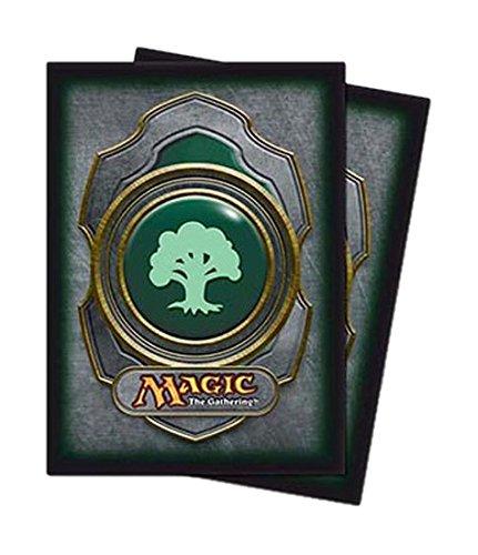 Magic The Gathering Ultra Pro du pont de 80 Films de protection Mana Vert - version anglaise