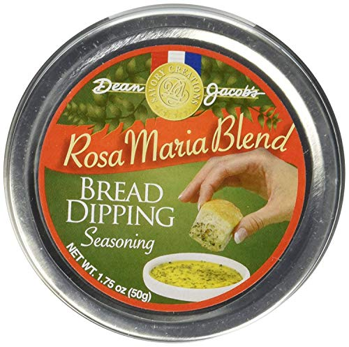 Rosa Maria Bread Dipping Tin 3pack
