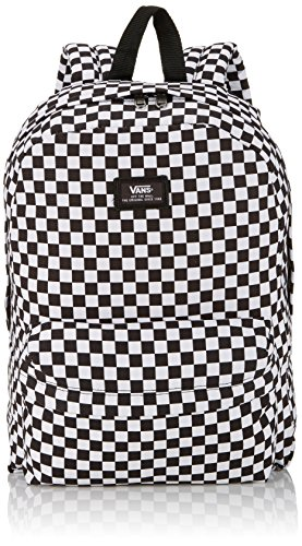 Vans OLD SKOOL II BACKPACK Mochila tipo casual, 42 cm, 22 liters, Varios colores (Black/white Check)