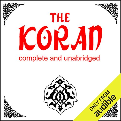The Koran audiobook cover art
