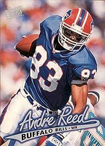 Football NFL 1997 Fleer Ultra #74 Andre Reed #74 NM Bills
